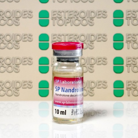 SP Nandrolone – D Forte 500 mg SP Laboratories